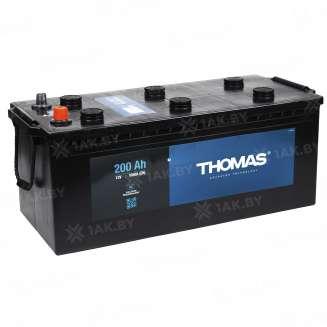 Аккумулятор THOMAS (200 Ah) 1050 A, 12 V Прямая, L+ 0