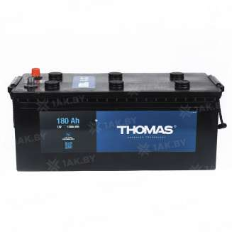 Аккумулятор THOMAS (180 Ah) 1100 A, 12 V Обратная, R+ 0