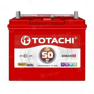 Аккумулятор TOTACHI (50 Ah) 430 A, 12 V Обратная, R+ 0