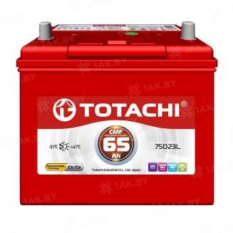 Аккумулятор TOTACHI (65 Ah) 550 A, 12 V Прямая, L+ 0
