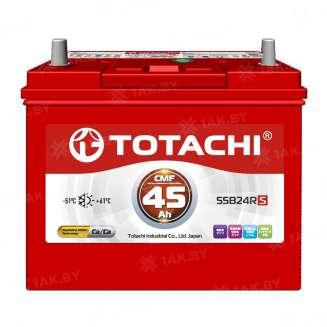 Аккумулятор TOTACHI (45 Ah) 400 A, 12 V Обратная, R+ 0