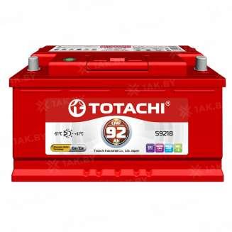 Аккумулятор TOTACHI (92 Ah) 680 A, 12 V Прямая, L+ 0