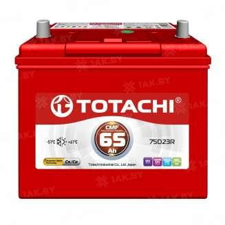 Аккумулятор TOTACHI (65 Ah) 550 A, 12 V Обратная, R+ 0