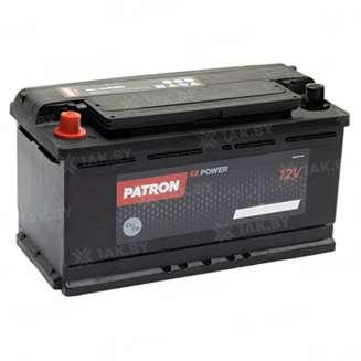 Аккумулятор Patron (100 Ah) 850 A, 12 V Прямая, L+ 0