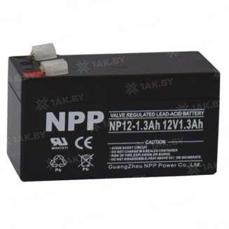 Аккумулятор NPP (1.3 Ah) , 12 V 0