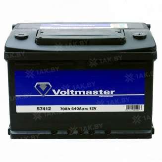Аккумулятор VOLTMASTER (70 Ah) 640 A, 12 V Обратная, R+ 0