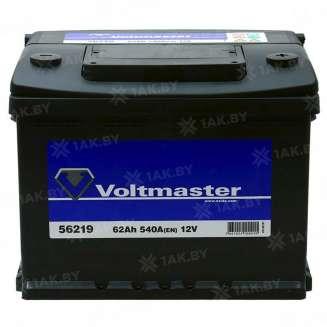 Аккумулятор VOLTMASTER (62 Ah) 540 A, 12 V Обратная, R+ 0