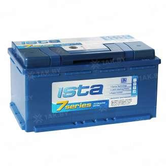 Аккумулятор ISTA (100 Ah) 850 A, 12 V Обратная, R+ 0