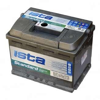 Аккумулятор ISTA (55 Ah) 450 A, 12 V Обратная, R+ 0