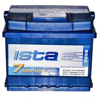 Аккумулятор ISTA (50 Ah) 480 A, 12 V Обратная, R+ 0