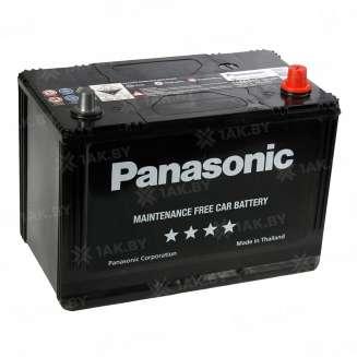 Аккумулятор PANASONIC (90 Ah) 610 А, 12 V Обратная, R+ 0
