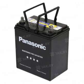 Аккумулятор PANASONIC (38 Ah) 400 A, 12 V Обратная, R+ 0