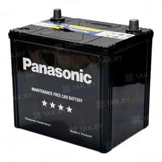 Аккумулятор PANASONIC (70 Ah) 455 A, 12 V Обратная, R+ 0