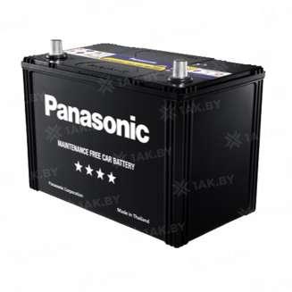 Аккумулятор PANASONIC (90 Ah) 755 A, 12 V Прямая, L+ 0