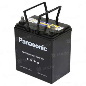 Аккумулятор PANASONIC (38 Ah) 400 A, 12 V Прямая, L+ 0