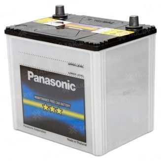 Аккумулятор PANASONIC (60 Ah) 300 A, 12 V Обратная, R+ 0
