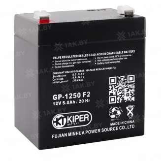 Аккумулятор Kiper (5 Ah) , 12 V 0