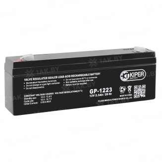 Аккумулятор Kiper (2.3 Ah) , 12 V 0