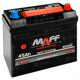 Аккумулятор MAFF (45 Ah) 400 A, 12 V Обратная, R+ 0