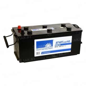 Аккумулятор SONNENSCHEIN (190 Ah) 1000 A, 12 V Обратная, R+ 0
