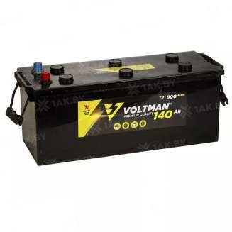 Аккумулятор VOLTMAN (140 Ah) 900 A, 12 V Прямая, L+ 0