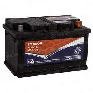 Аккумулятор AD (72 Ah) 680 A, 12 V Обратная, R+ 0