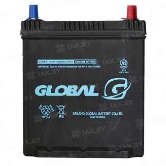 Аккумулятор GLOBAL (35 Ah) 360 A, 12 V Обратная, R+ 0