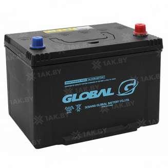 Аккумулятор GLOBAL (90 Ah) 820 A, 12 V Обратная, R+ 0