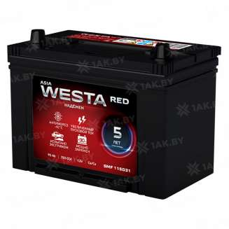 Аккумулятор WESTA (95 Ah) 780 A, 12 V Прямая, L+ 0