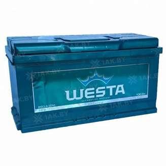 Аккумулятор WESTA (100 Ah) 850 A, 12 V Обратная, R+ 0