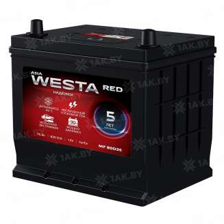 Аккумулятор WESTA (70 Ah) 620 A, 12 V Обратная, R+ 0