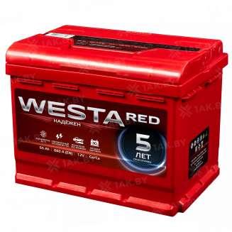 Аккумулятор WESTA (65 Ah) 660 A, 12 V Прямая, L+ 0