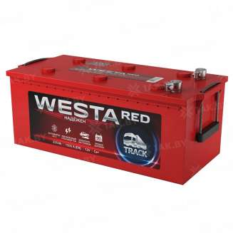 Аккумулятор WESTA (225 Ah) 1500 A, 12 V Обратная, R+ 0