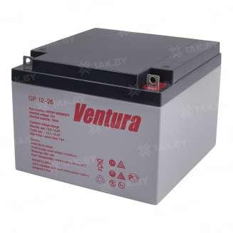 Аккумулятор Ventura (26 Ah) , 12 V 0