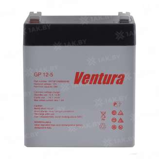 Аккумулятор Ventura (5 Ah) , 12 V 0