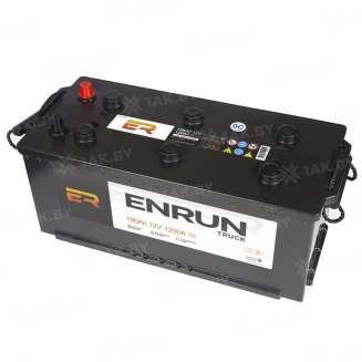 Аккумулятор ENRUN (190 Ah) 1200 A, 12 V Обратная, R+ 0