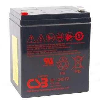 Аккумулятор CSB (4.5 Ah) , 12 V 1
