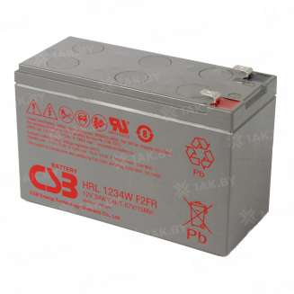Аккумулятор CSB (9 Ah) , 12 V 1