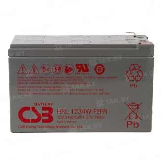 Аккумулятор CSB (9 Ah) , 12 V 2