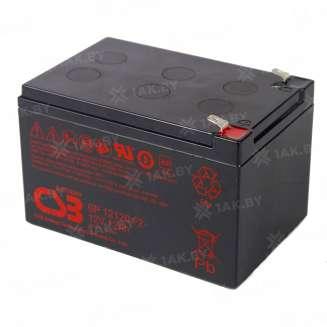 Аккумулятор CSB (12 Ah) , 12 V 0
