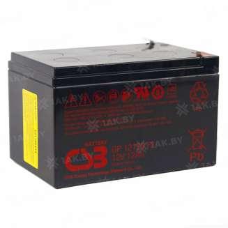 Аккумулятор CSB (12 Ah) , 12 V 1