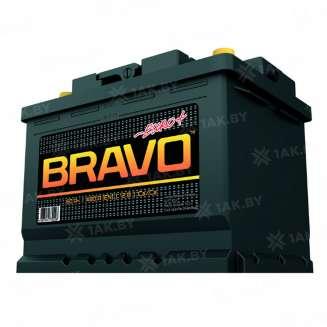 Аккумулятор BRAVO (60 Ah) 480 A, 12 V Обратная, R+ 0