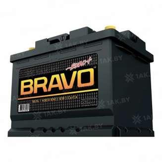 Аккумулятор BRAVO (55 Ah) 430 A, 12 V Обратная, R+ 0