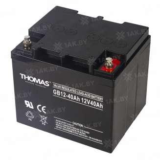 Аккумулятор THOMAS (40 Ah) , 12 V 1