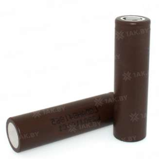 Аккумуляторный элемент LG Li-ion INR18650HG2 (3.6 V, 3.0 Аh), Корея 0