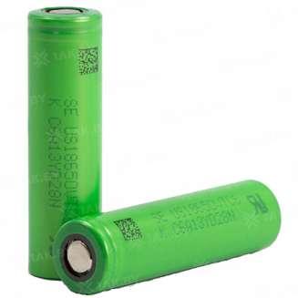 Аккумуляторный элемент Sony Murata Li-ion US18650VTC6 (3.6 B, 30.0 А/ч), Корея 0