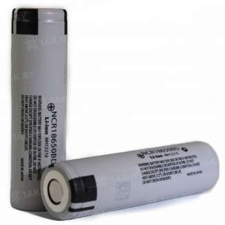 Аккумуляторный элемент Panasonic Li-ion NCR18650BD (3.6 B, 3.2 А/ч), Корея 0