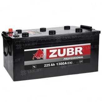 Аккумулятор ZUBR (225 Ah) 1300 A, 12 V Прямая, L+ 0