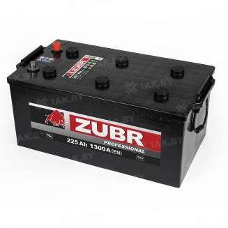 Аккумулятор ZUBR (225 Ah) 1300 A, 12 V Прямая, L+ 1