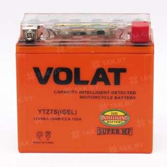 Аккумулятор VOLAT (6 Ah) 100 A, 12 V Обратная, R+ 1